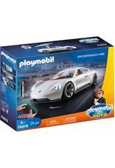 imagen Playmobil The Movie Porsche Mission E y Rex Dasher 70078