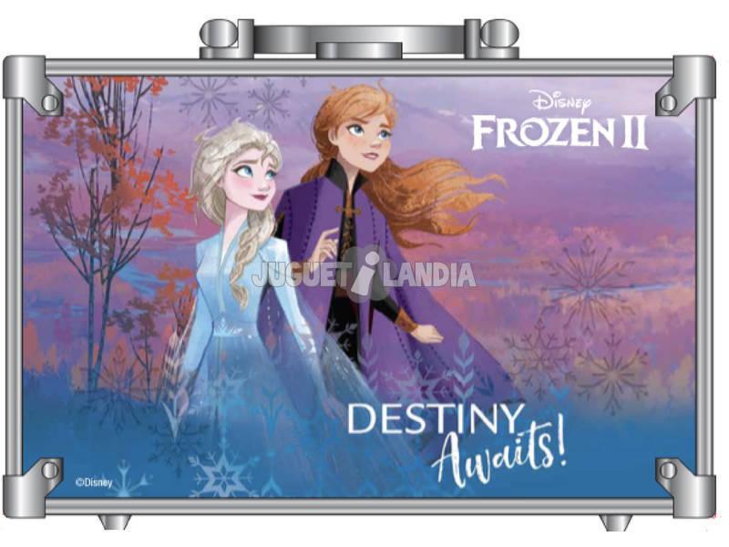 Frozen 2 Makeup Train Case Markwins 1599018E