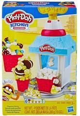 Playdoh Fábrica De Pipoca Hasbro E5110