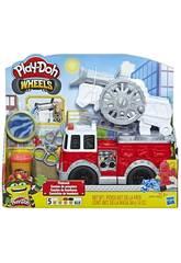 Playdoh Camion de Pompier. Hasbro E6103