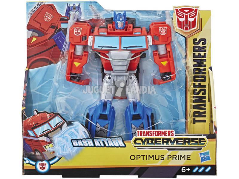 Transformers Cyberverse Ultra Class Hasbro E1886
