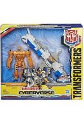 Transformers Cyberverse Spark Armor Elite Class Hasbro E4220