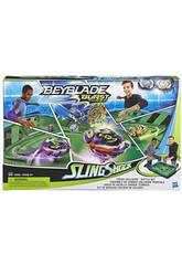 Beyblade Estádio Cross Colission Hasbro E5565