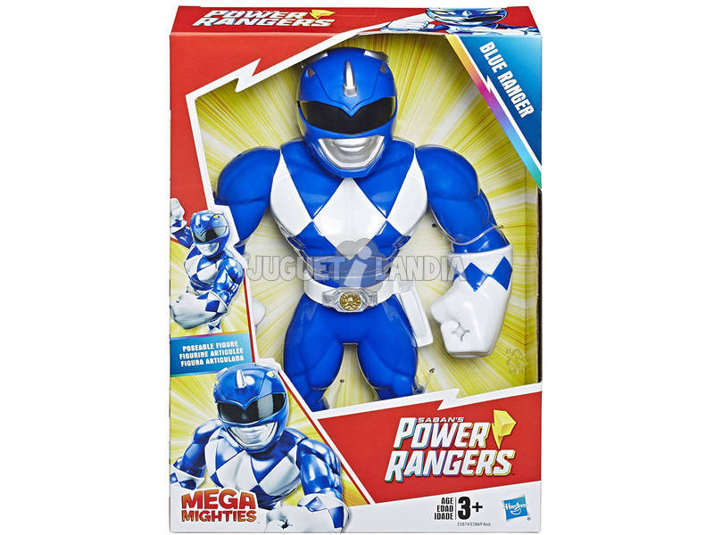 Figura Mega Mighties Power Rangers Hasbro E5869