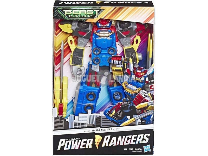 Figura Power Rangers Megazord Hasbro E5900