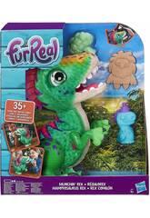 FRR Peluche Dinosaurio Rex Comilón Hasbro E0387