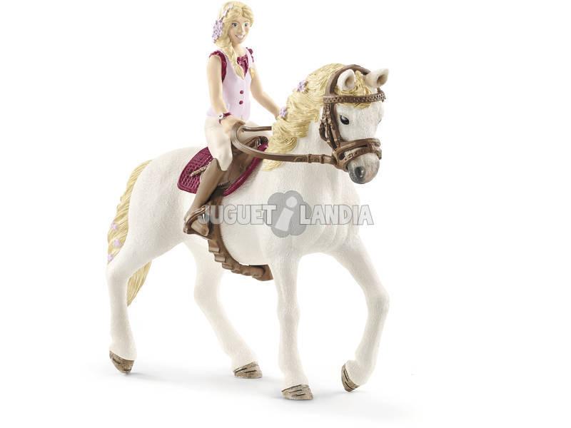 Horse Club Sofía e Blossom Schleich 42515