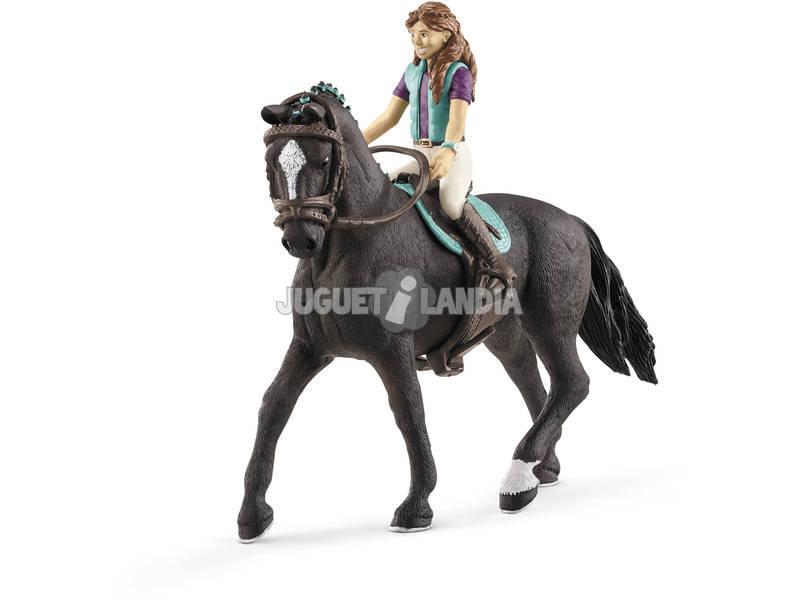 Horse Club Lisa et Storm Schleich 42516