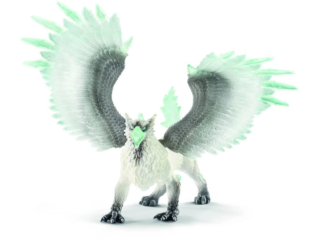 Eldrador Creatures Grifo do Gelo Schleich 70143