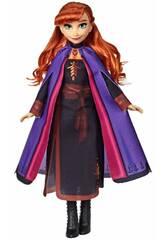 Frozen 2 Figura Básica Anna Hasbro E6710