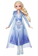 Frozen 2 Figurine de Base Elsa Hasbro E6709
