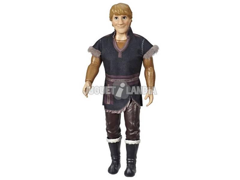 Frozen 2 Figurine de Base Kristoff Hasbro E6711