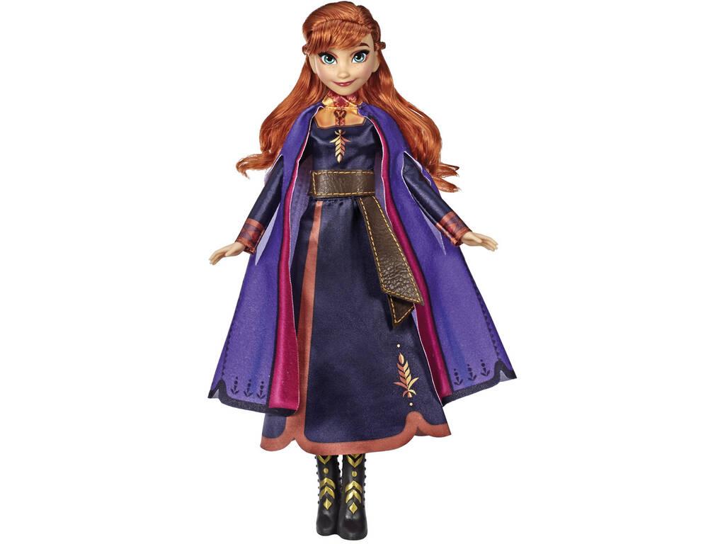 Frozen 2 Bambola Cantarina Anna Hasbro E6853