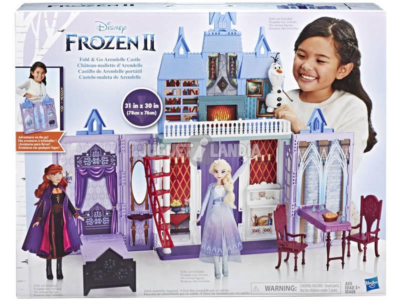 Frozen 2 Castello di Arendelle Portatile Hasbro E5511