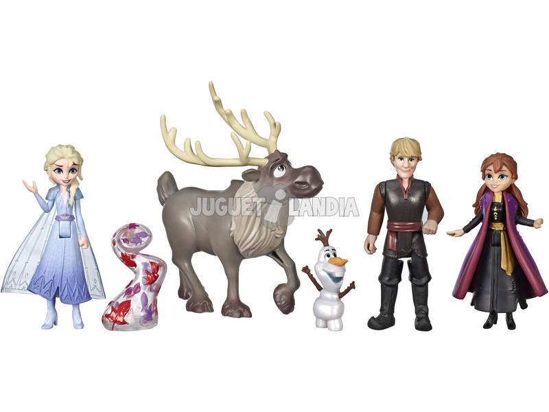 Frozen 2 Coleccion Aventura Congelada Hasbro E5497EU4