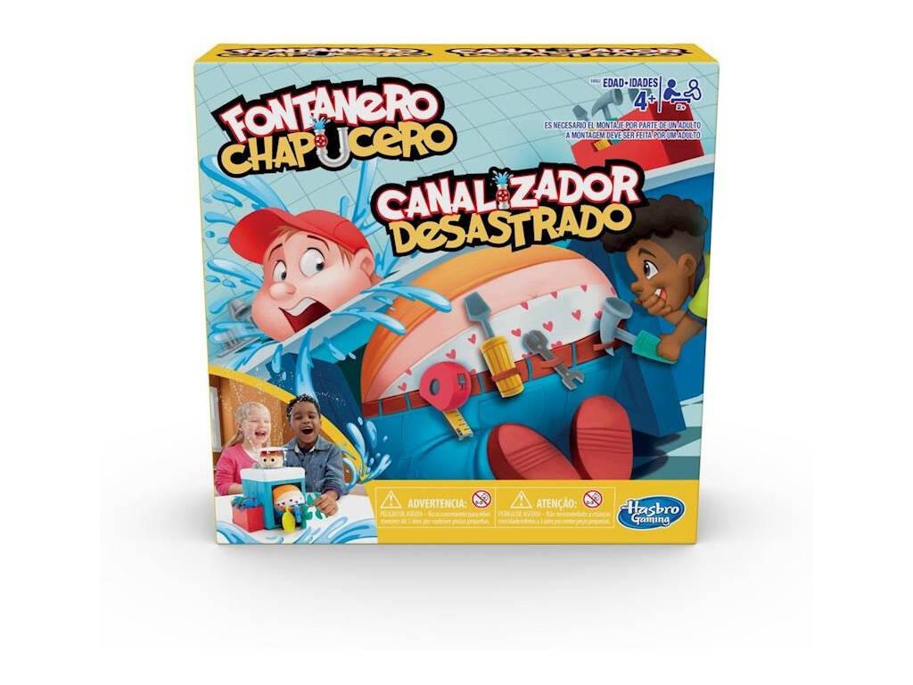 Fontanero Chapucero Hasbro E6553175