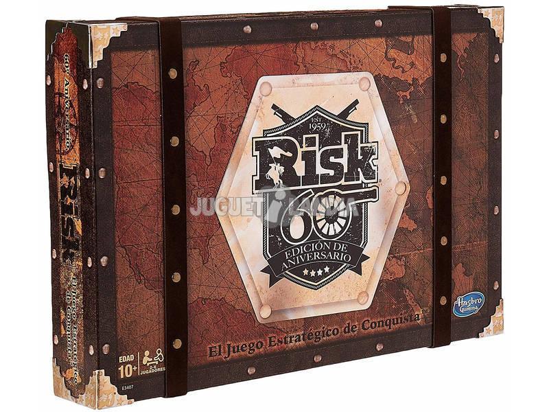 Risk 60 Anniversario Hasbro E3407