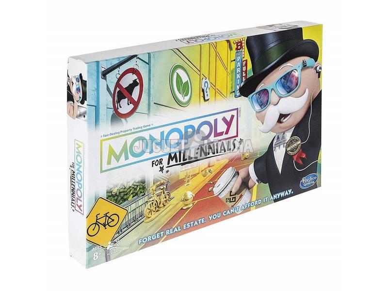 Monopoly Millennials Hasbro E4989