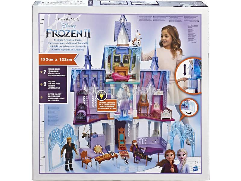 Frozen 2 Castello Arendelle Hasbro E5495EU4