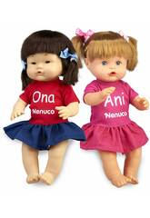Nenuco Ani y Ona Famosa 700015020