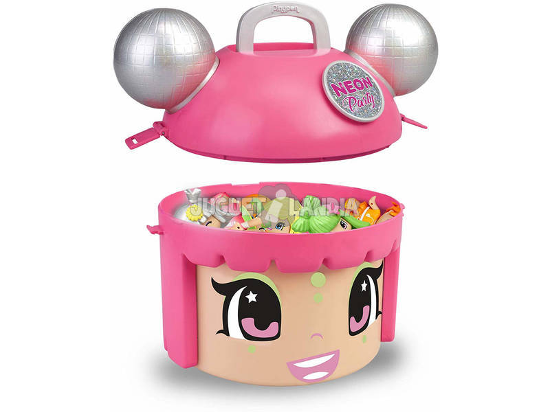Pin y Pon Mix Is Max Neon Party Famosa 700015210