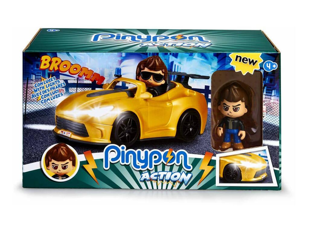 Pinypon Action Super Auto Famosa 700015150