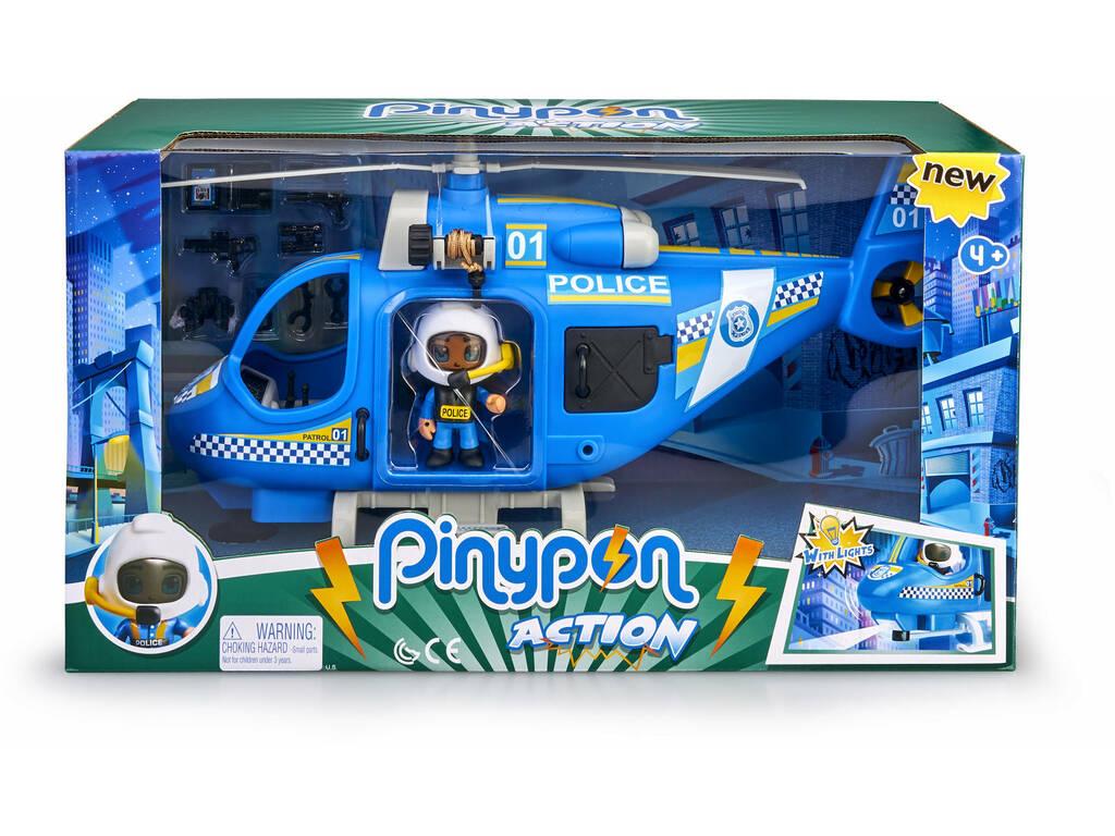 Pinypon Action Elicottero Polizia Famosa 700014782