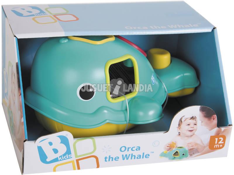 Baleine avec Figures Encastrables 78544
