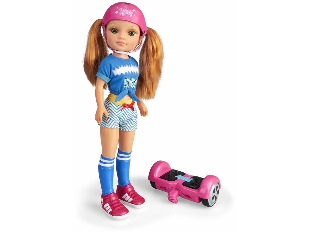 Nancy Un Giorno Con Il Mio Hoverboard Famosa 700015134