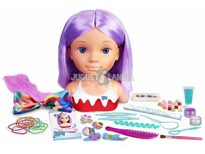 Nancy Un Jour de Secrets de Beauté Violet Famosa 700015133