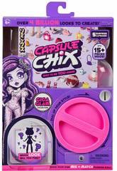 Poupée Capsule Chix Giga Glam Famosa 700015397