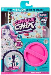 Muñeca Capsule Chix Magic Famosa 700015398