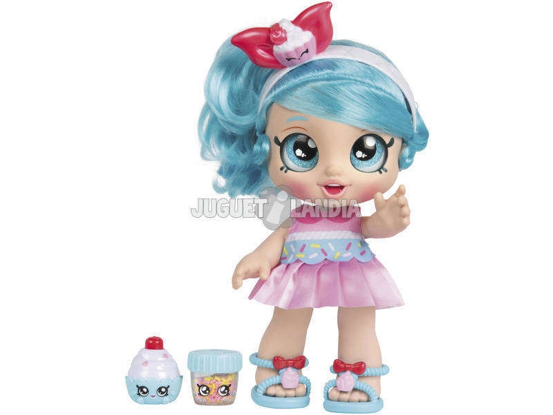 Muñeca Kindi Kids Famosa 700015450