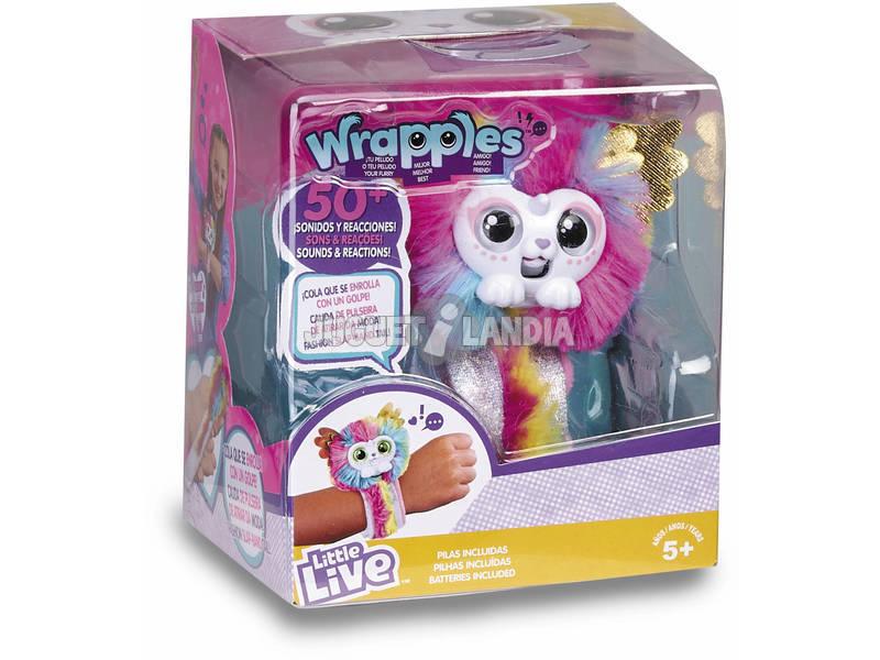 Little Live Pets Wrapples Fashion Wraps Famosa 700015404