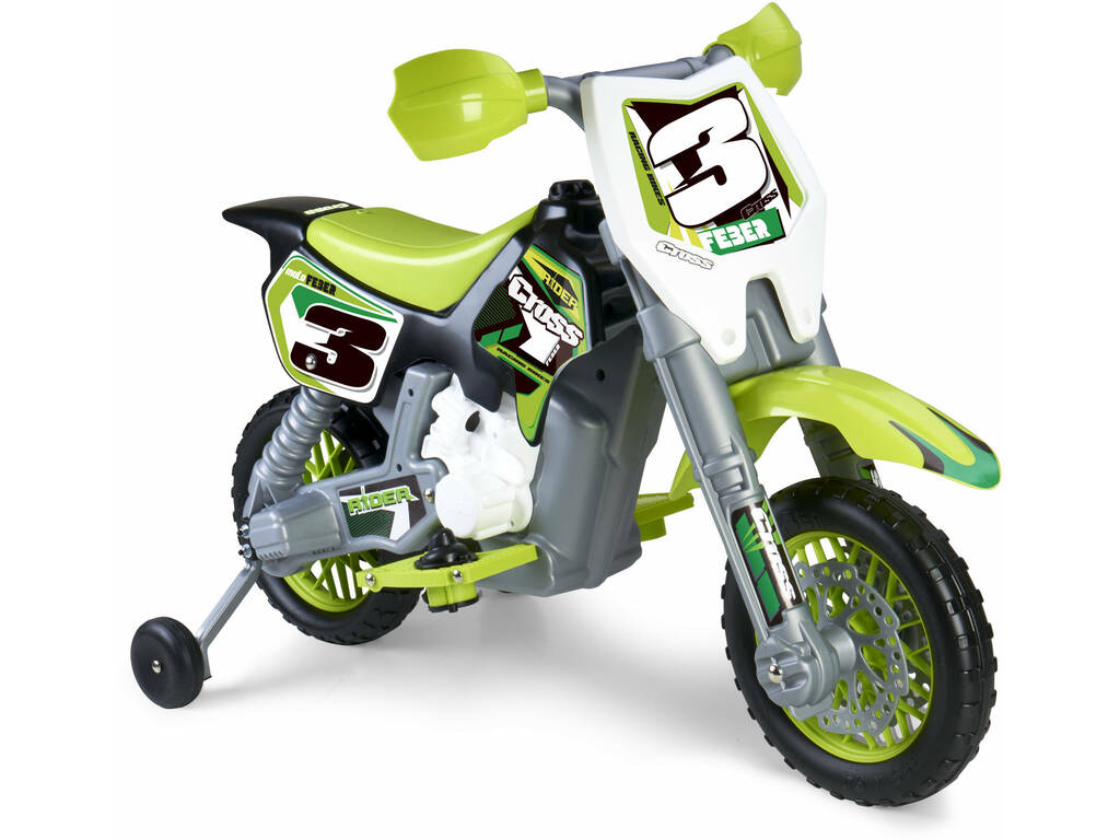 Scooter Feber Rider Cross 6V. Famosa 800012223