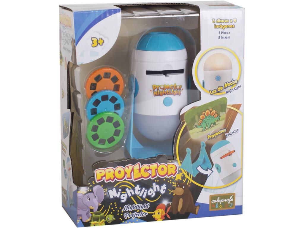 Projecteur avec 3 Disques et 8 Dessins