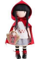 Bambola 32 cm. Gorjuss Di Santoro Little Red Riding Hood Paola Reina 4917