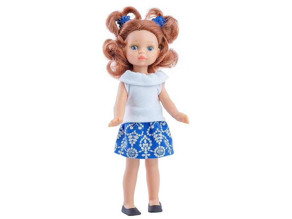 Poupée 21 cm. Triana Mini Amies Paola Reina 2102