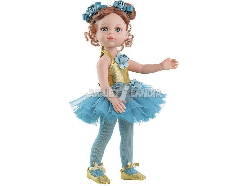 Bambola 32 cm Carol Ballerina Paola Reina 4448