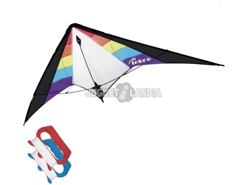 Cometa Stunt Kite Pop Up Flame 163x67 cm. Eolo 42734