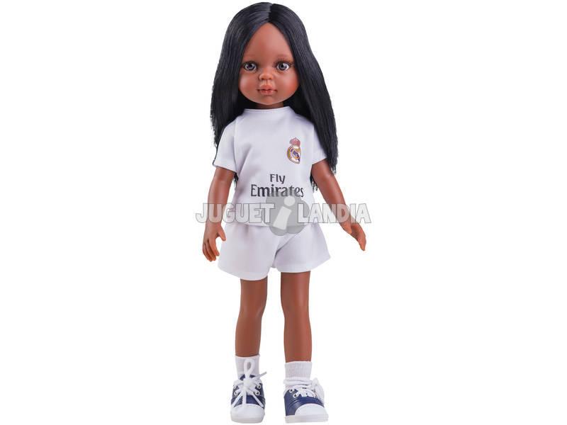 Bambola 32 cm Nora Amiga Real Madrid Paola Reina 4724