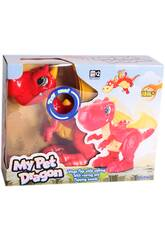 imagen Dinosaurio Dragón Infantil con Sonidos Keenway 13639
