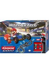 Circuito Nintendo Mario Kart 8 5,3 M. 2 Coches Mario y Luigi Stadlbauer 62492