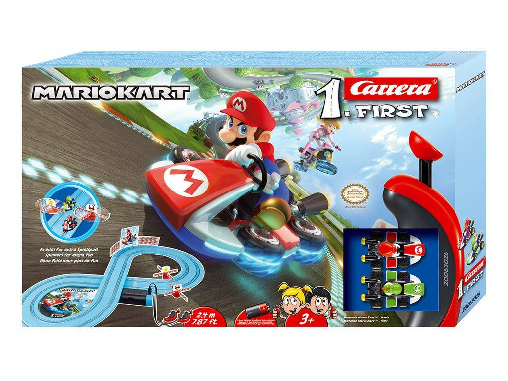 Mariokart Circuito Carrera First Stadlbauer 63026