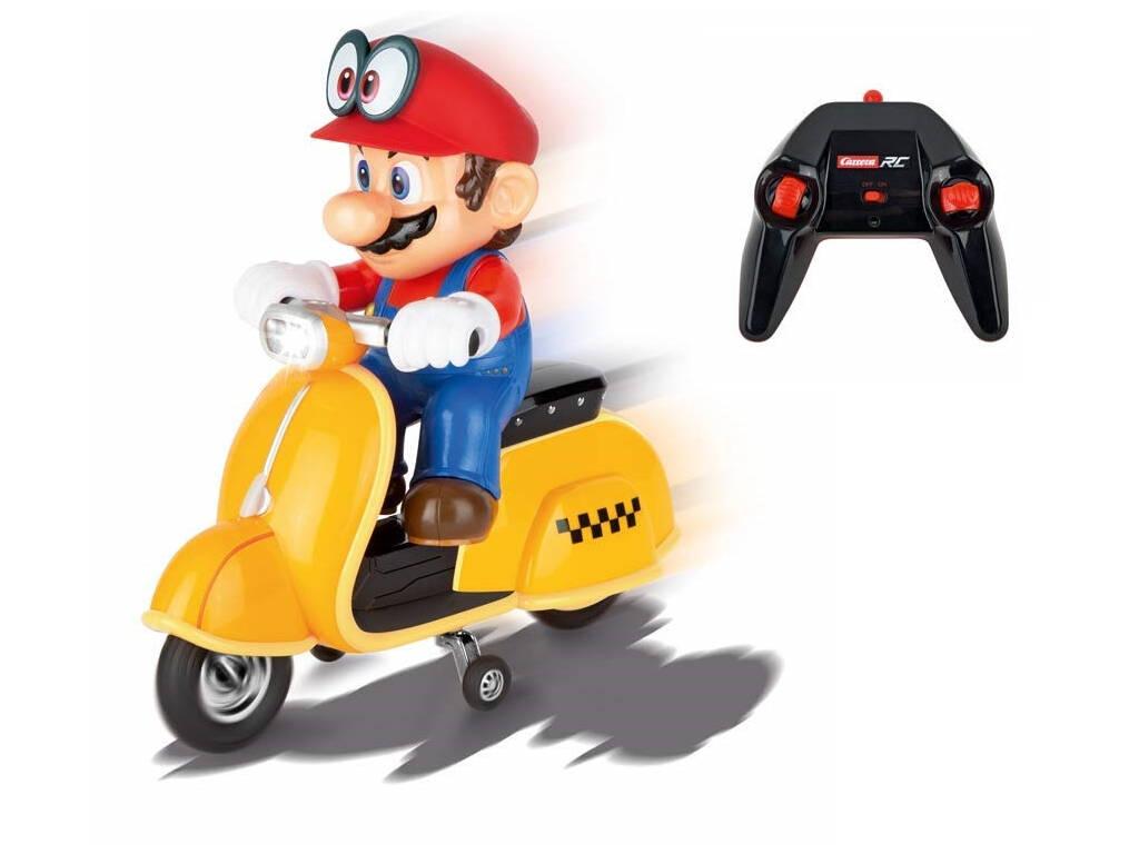 Radio Control 1:18 Super Mario Odyssey Scooter Stadlbauer 200992