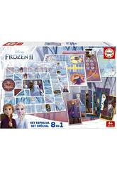 Frozen 2 Set Especial 8 en 1 Educa 18379