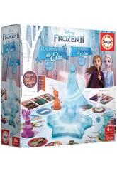 Jeu de Société Frozen 2 Los Pouvoirs D'Elsa Educa 18239