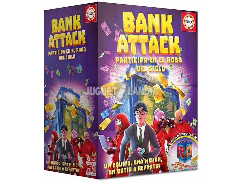 Bank Attack Educa 18349