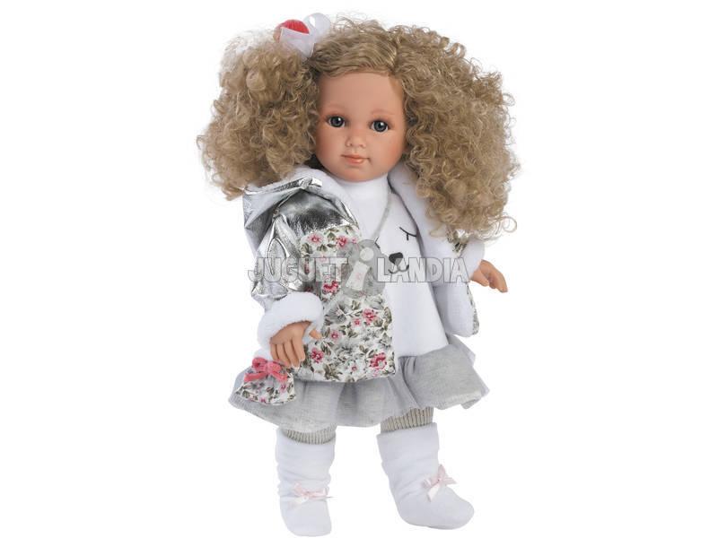 Boneca Elena 35 cm. Llorens 53524