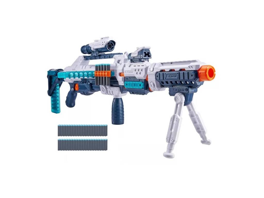 X- Shot Regenerator Lança Dardos com 48 Dardos Zuru 11005574